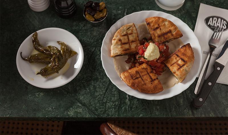 ביקורת מסעדת עראיס