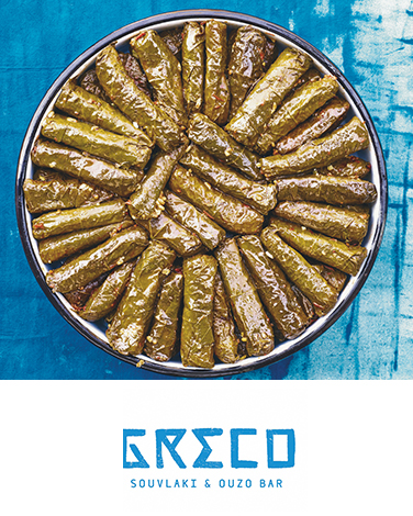 גרקו מסעדה יוונית בתל אביב יאסו