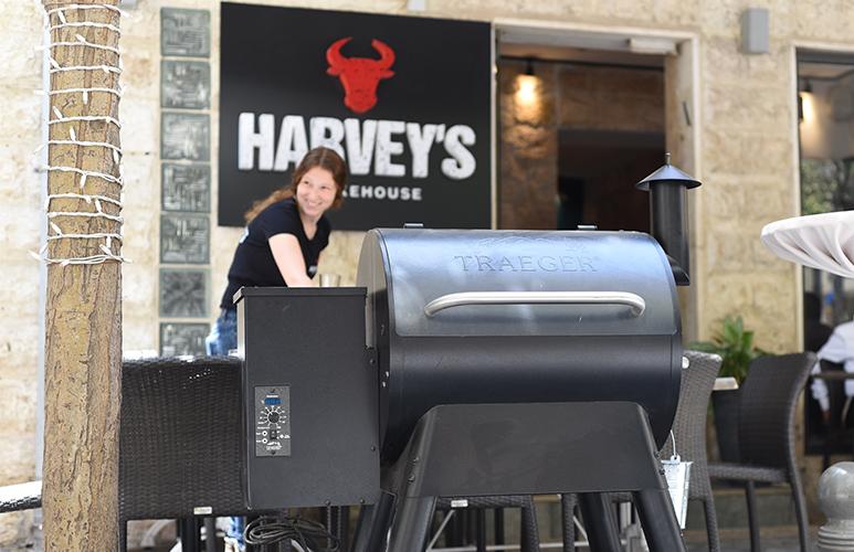 מסעדת HARVEY'S